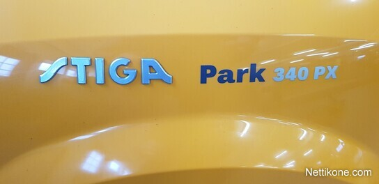 Stiga Park 340 PX