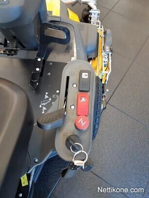 Stiga Park 345 PWX + 100 Combi 3 EL QF - leikkuulaite