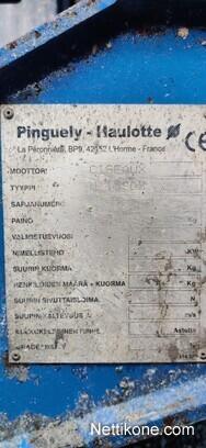 Haulotte H15 SDX
